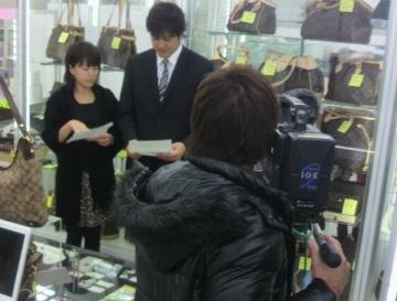 テレビ取材:SBS