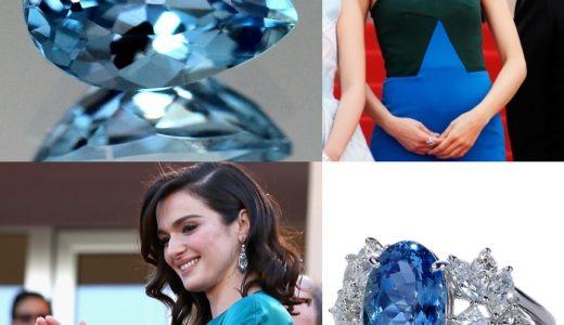 アクアマリンの指輪が美しすぎる…!アクアマリンの魅力に迫る!