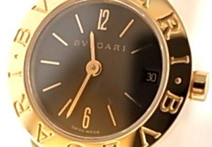 10年以上前に買ったブルガリの時計<br><span  class=