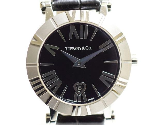 TIFFANY(ティファニー) アトラス QZ(時計)・レディース