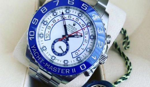 3年ほど使ったロレックスのヨットマスターIIを売って新しい時計を買いたい<span  class=